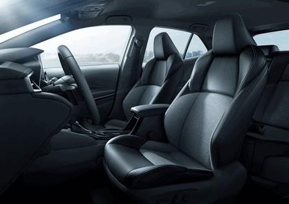 2019 Toyota Corolla hatchback 22