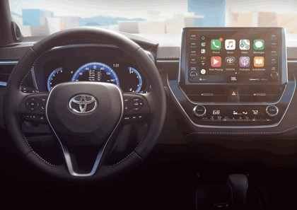 2019 Toyota Corolla hatchback 24