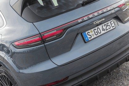 2019 Porsche Cayenne E-hybrid 33
