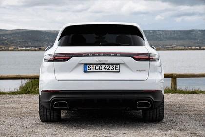 2019 Porsche Cayenne E-hybrid 70