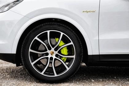 2019 Porsche Cayenne E-hybrid 76