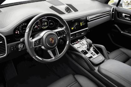 2019 Porsche Cayenne E-hybrid 88