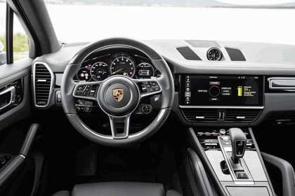 2019 Porsche Cayenne E-hybrid 90