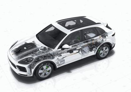 2019 Porsche Cayenne E-hybrid 150