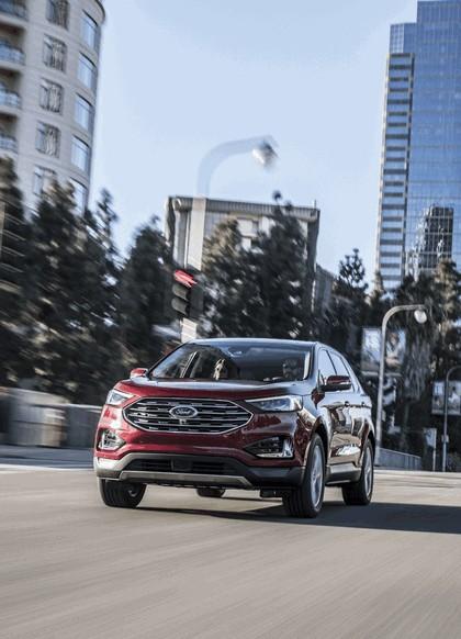 2019 Ford Edge Titanium 1