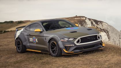 2018 Ford Mustang GT Eagle squadron 12