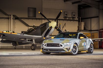 2018 Ford Mustang GT Eagle squadron 22