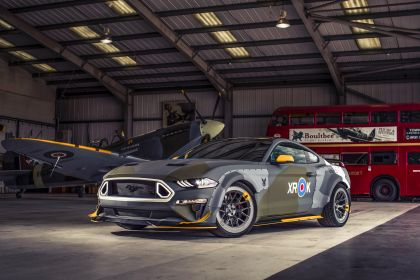 2018 Ford Mustang GT Eagle squadron 27