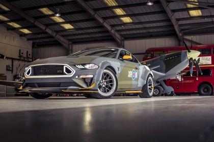 2018 Ford Mustang GT Eagle squadron 28