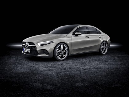 2018 Mercedes-Benz A-klasse sedan 2