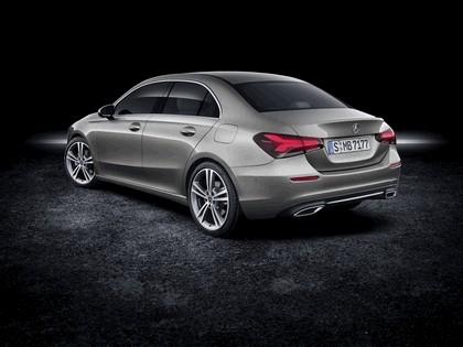 2018 Mercedes-Benz A-klasse sedan 3