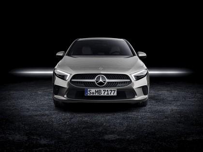 2018 Mercedes-Benz A-klasse sedan 4