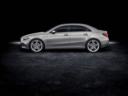 2018 Mercedes-Benz A-klasse sedan 5