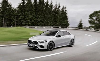 2018 Mercedes-Benz A-klasse sedan 17