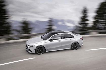 2018 Mercedes-Benz A-klasse sedan 19