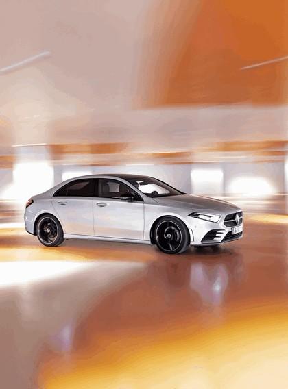 2018 Mercedes-Benz A-klasse sedan 22
