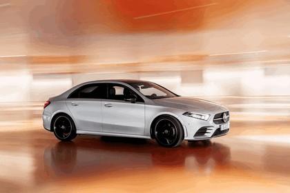 2018 Mercedes-Benz A-klasse sedan 23