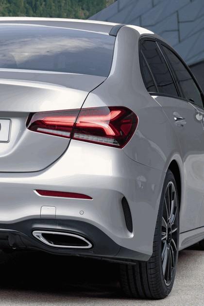 2018 Mercedes-Benz A-klasse sedan 39