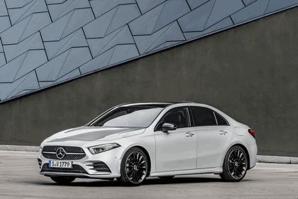 2018 Mercedes-Benz A-klasse sedan 50
