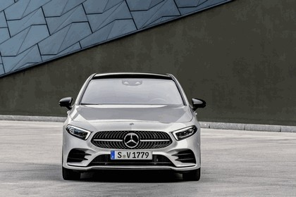 2018 Mercedes-Benz A-klasse sedan 51