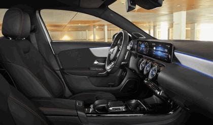 2018 Mercedes-Benz A-klasse sedan 55