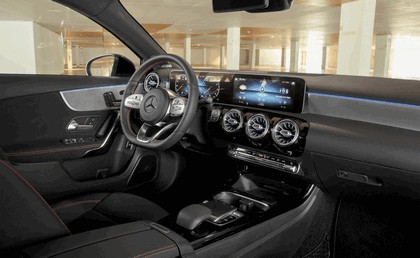 2018 Mercedes-Benz A-klasse sedan 56