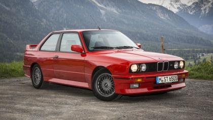 1987 BMW M3 ( E30 ) 4
