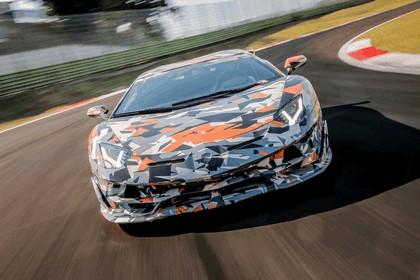 2018 Lamborghini Aventador SVJ - Nürburgring record 2