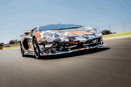 2018 Lamborghini Aventador SVJ - Nürburgring record 3