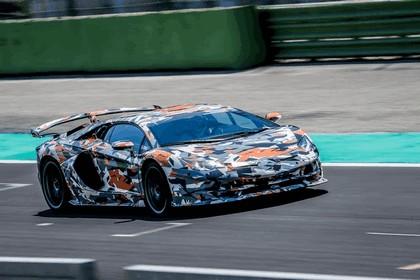 2018 Lamborghini Aventador SVJ - Nürburgring record 4