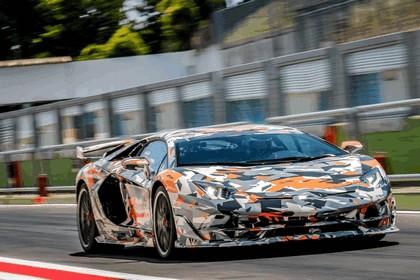 2018 Lamborghini Aventador SVJ - Nürburgring record 7