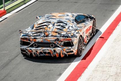 2018 Lamborghini Aventador SVJ - Nürburgring record 8