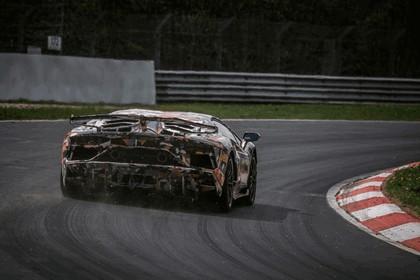2018 Lamborghini Aventador SVJ - Nürburgring record 11
