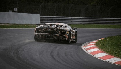 2018 Lamborghini Aventador SVJ - Nürburgring record 12