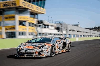2018 Lamborghini Aventador SVJ - Nürburgring record 13