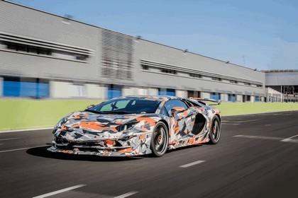 2018 Lamborghini Aventador SVJ - Nürburgring record 14