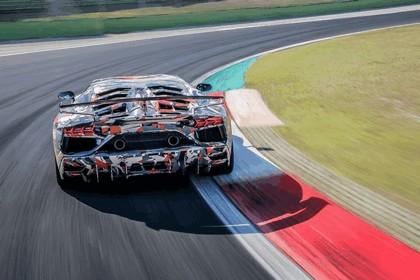 2018 Lamborghini Aventador SVJ - Nürburgring record 15