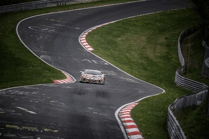 2018 Lamborghini Aventador SVJ - Nürburgring record 16