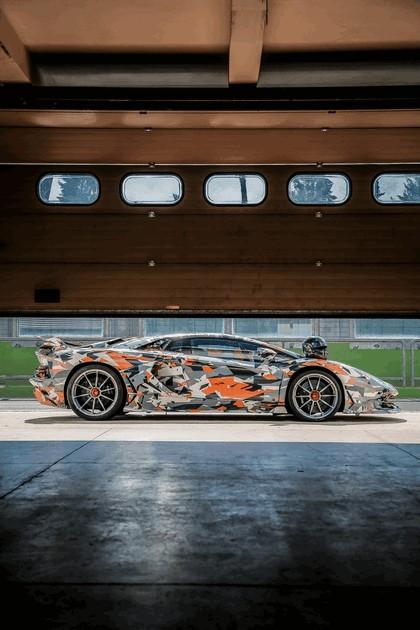 2018 Lamborghini Aventador SVJ - Nürburgring record 19