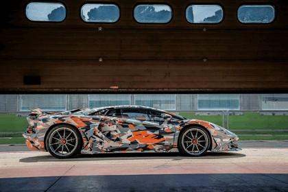 2018 Lamborghini Aventador SVJ - Nürburgring record 20