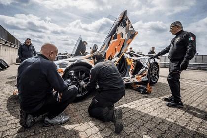 2018 Lamborghini Aventador SVJ - Nürburgring record 21