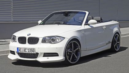 2008 AC Schnitzer ACS1 Turbo convertible ( based on BMW 1er convertible ) 5