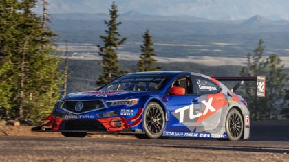 2018 Acura TLX - Pikes Peak 9