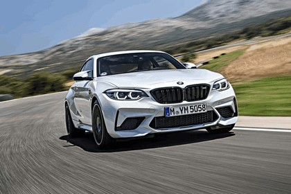 2018 BMW M2 ( F87 ) Competition - Ascari ( Spain ) 12