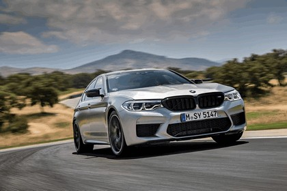 2018 BMW M5 ( F90 ) Competition - Ascari ( Spain ) 3