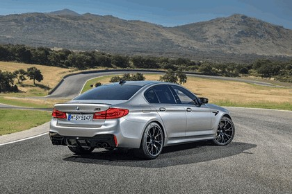 2018 BMW M5 ( F90 ) Competition - Ascari ( Spain ) 37