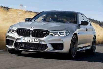2018 BMW M5 ( F90 ) Competition - Ascari ( Spain ) 46