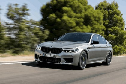2018 BMW M5 ( F90 ) Competition - Ascari ( Spain ) 52