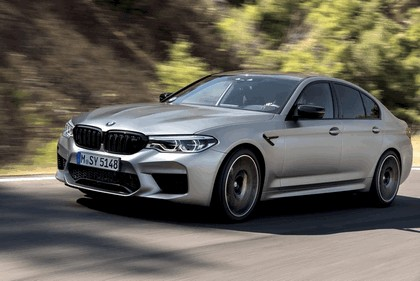 2018 BMW M5 ( F90 ) Competition - Ascari ( Spain ) 55