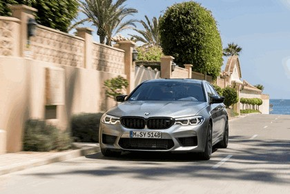 2018 BMW M5 ( F90 ) Competition - Ascari ( Spain ) 77